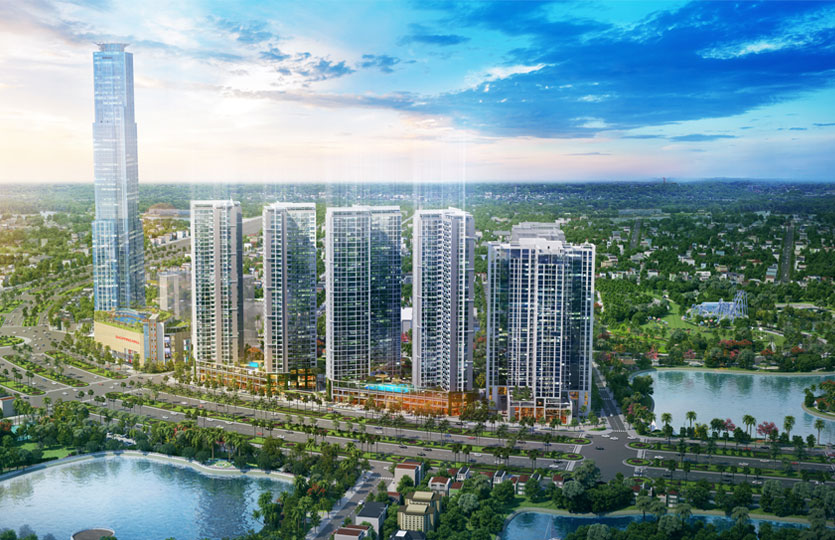 Eco Green Sài Gòn Quận 7