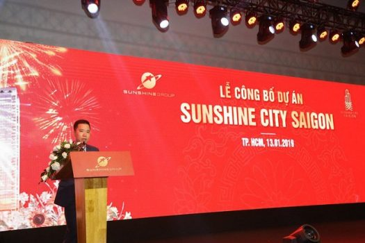 Mở bán đợt 1 siêu dự án Sunshine City Sài Gòn Quận 7