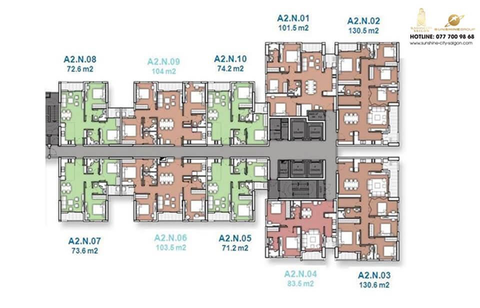 Tòa A2