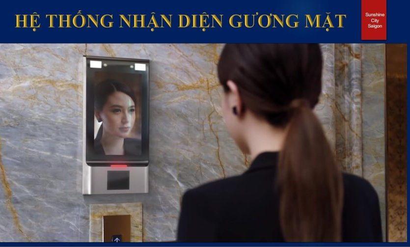 Hệ thống nhận diện khuôn mặt