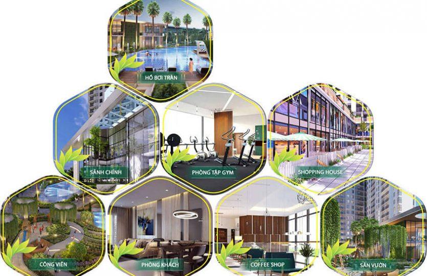 Tiện ích tại dự án căn hộ Metro Star Sài Gòn