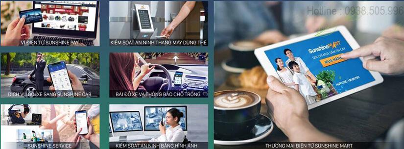 Tiện ích công nghệ 4.0